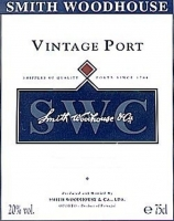 Smith Woodhouse Vintage Port 2003 375ML Half Bottle