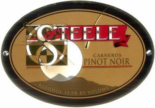 Steele Carneros Pinot Noir 2017 375ml Half Bottle