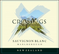The Crossings Marlborough Sauvignon Blanc 2015 (New Zealand) 375ML Half Bottle