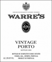 Warre's Vintage Port 2000 Rated 91WS