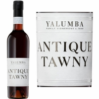 Yalumba Museum Reserve Antique Tawny NV 375ML Half Bottle (Australia) Rated 92
