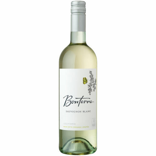 Bonterra California Sauvignon Blanc Organic 2020