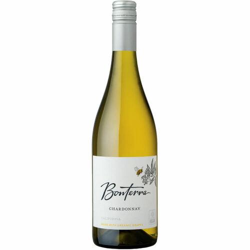 Bonterra California Chardonnay Organic 2019