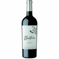 Bonterra California Merlot Organic 2017