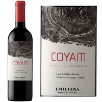Emiliana Coyam Proprietary Red Blend 2014 (Chile) Rated 91WE