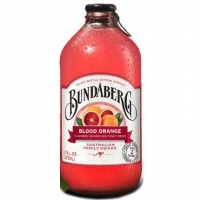 Bundaberg Blood Orange Sparkling Fruit Drink (Australia) 4pack 375ML
