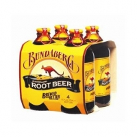 Bundaberg Root Beer Non-Alcoholic Beverage (Australia) 4pack 375ML