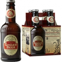 Fentimans Ginger Beer Non-Alcoholic Beverage 4pack 275ML