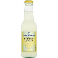 Fever Tree Bitter Lemon Non-Alcoholic Beverage (Britain) 4-pack 200ml