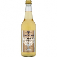 Fever Tree Ginger Ale Non-Alcoholic Beverage (Britain) 4-pack 200ml