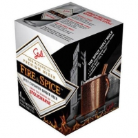 Stoli Fire & Spice Cinnamon Ginger Beer Non-Alcoholic Beverage 4pack 275ML