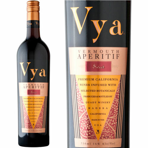 Andrew Quady Vya Sweet Vermouth 750ml Rated 90-95WE BEST BUY