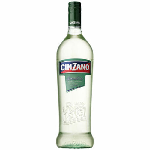 Cinzano Extra Dry Vermouth 1L Rated 85-89 BEST BUY