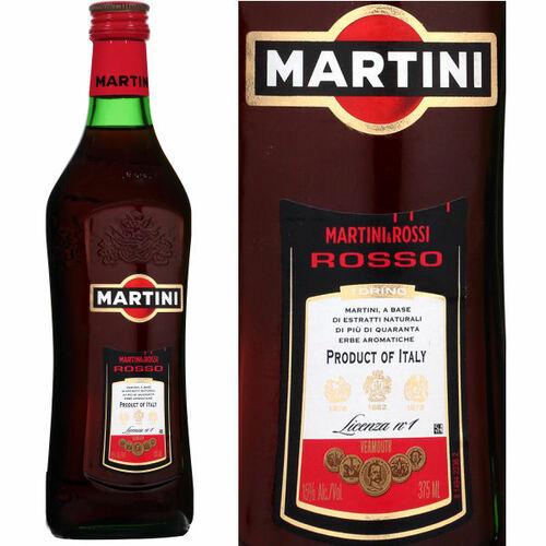 Martini & Rossi Rosso Vermouth 375ml Half Bottle
