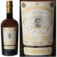 Riserva Carlo Alberto Bianco Vermouth 750ml