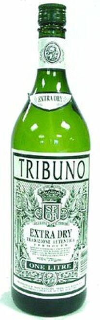 Tribuno Extra Dry Vermouth 1L