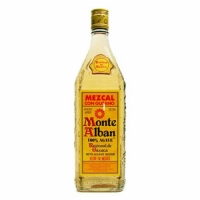 Monte Alban Mezcal Tequila 750ml