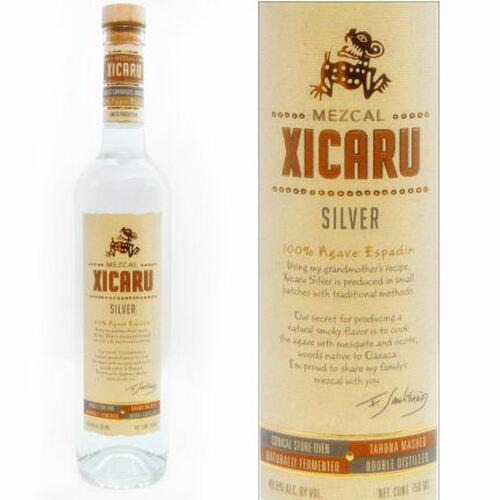 Xicaru Silver Mezcal 750ml