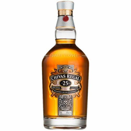 Chivas Regal 25 Year Old Blended Scotch 750ml