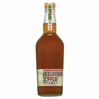 American Born Apple Whiskey 750ml