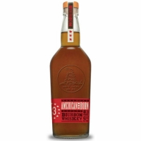 American Born Bourbon Whiskey 750ml