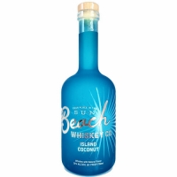 Beach Whiskey Island Coconut 750ml