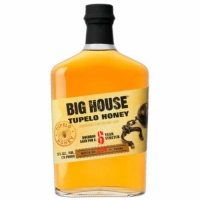 Big House Tupelo Honey Bourbon Whiskey 750ml