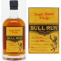 Bull Run Temperance Trader Straight Bourbon Whiskey 750ml