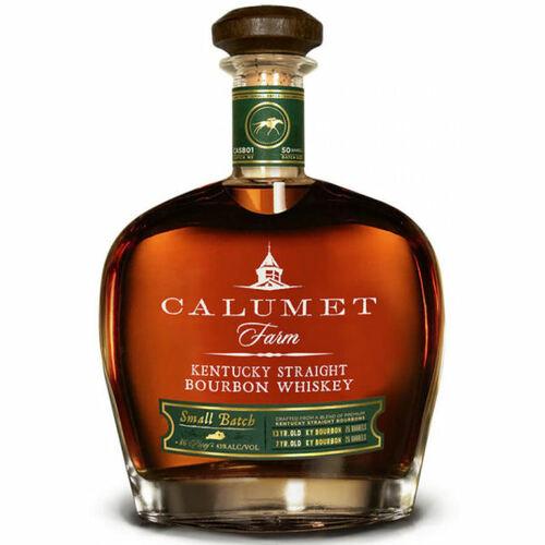 Calumet Farm Small Batch Kentucky Straight Bourbon Whiskey 750ml