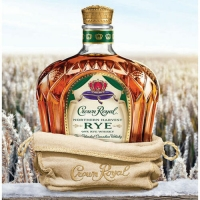 Crown Royal Northern Harvest Rye Canadian Whisky 750ml 2016 World Whisky of the Year
