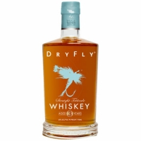 Dry Fly Straight Triticale Rye Wheat Hybrid Whiskey 750ml