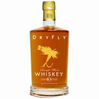 Dry Fly Washington Straight Wheat Whiskey 750ml