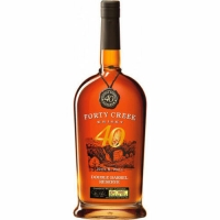 Forty Creek Double Barrel Reserve Canadian Whisky 750ml