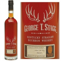 George T. Stagg Kentucky Straight Bourbon Whiskey 2013 750ml - 128.2 Proof