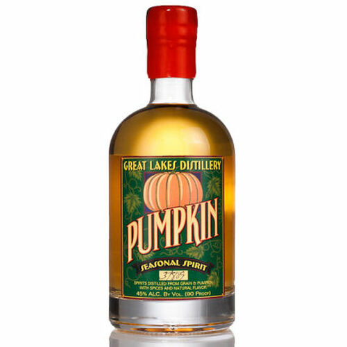 Great Lakes Distillery Pumpkin Seasonal Spirit 750ml