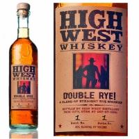 High West Double Rye Whiskey 750ml