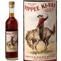 High West Yippee Ki-Yay Rye Whiskey 750ml