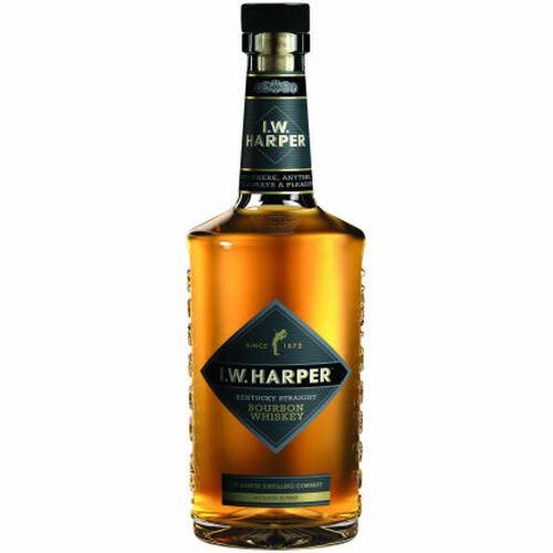 I.W. Harper Kentucky Straight Bourbon Whiskey 750ml