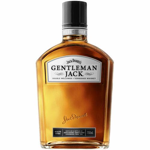 Jack Daniel's Gentleman Jack Double Mellowed Tennessee Whiskey 750ml