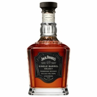 Jack Daniels Single Barrel Select Tennessee Whiskey 750ML
