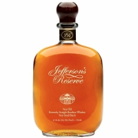 Jefferson's Reserve Batch-392 Very Old Kentucky Straight Bourbon 750ml
