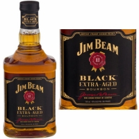 Jim Beam Black Extra Aged Bourbon 750ml Rated 93BTI