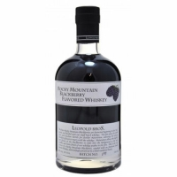Leopold Bros. Rocky Mountain Blackberry Whiskey 750ml