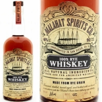 Malahat Spirits 100% Rye Whiskey 750ml