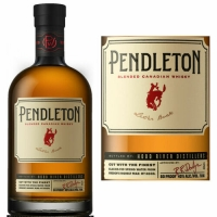 Pendleton Blended Canadian Whisky 750ml