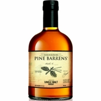 Pine Barrens American Single Malt Whisky 375ml