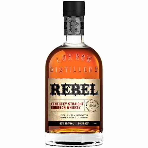 Rebel Yell Kentucky Straight Bourbon Whiskey 750ml