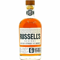 Russell's Reserve 6 Year Old Kentucky Straight Rye 750ML Rated 92WE
