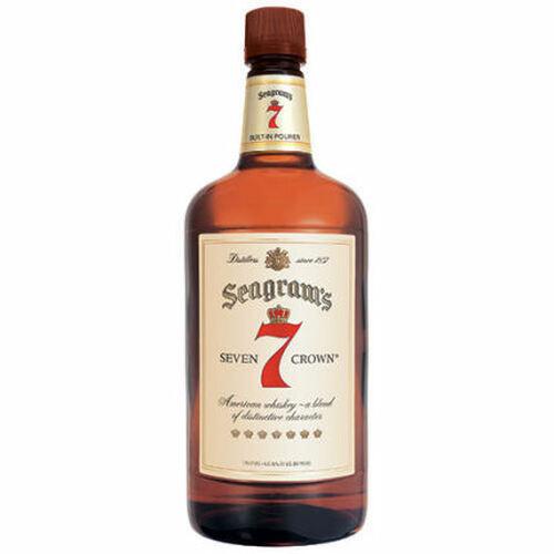 Seagram's 7 Crown Blended Whiskey 1.75L