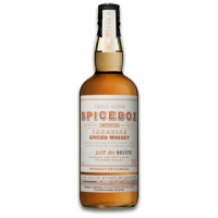 Spicebox Canadian Spiced Whisky 750ml